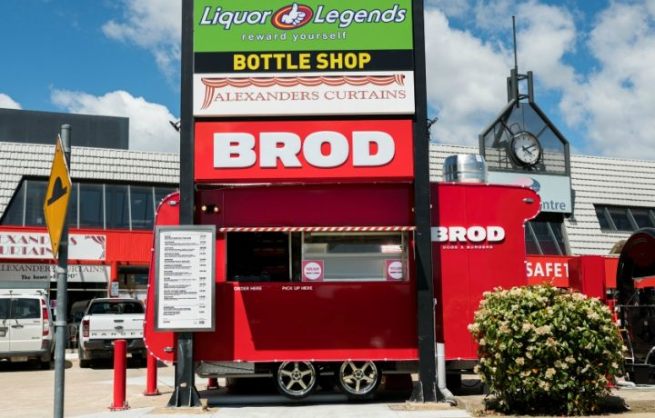 Brodburger's new location opens TONIGHT. So where is it?