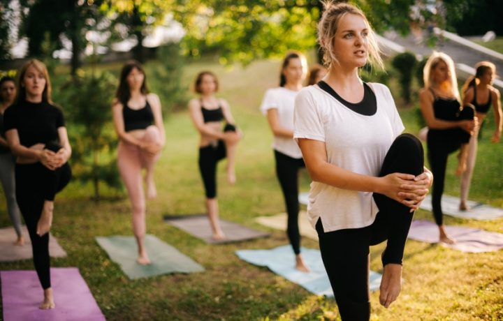Let's get moving! Haig Park launches free Movement Month