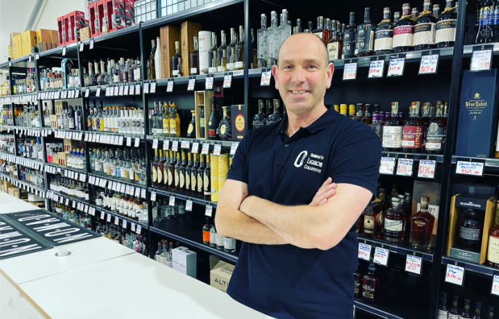 Big Taste of Christmas at Farrah's Liquor Collective