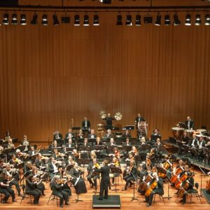 CSO comes home to Llewellyn Hall for Tchaikovsky, Beethoven