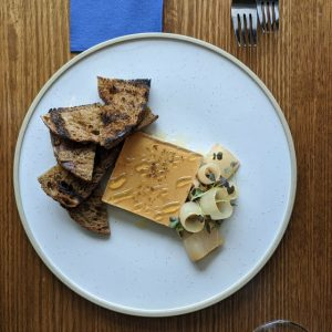 Canberra Chefs Do Christmas: Duck Pâté by Keaton McDonnell (Ondine)