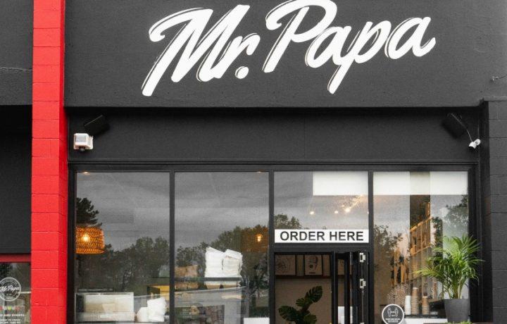 First Look: Mr Papa Fyshwick