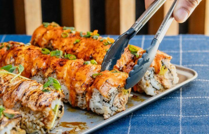 Sushi Fresh Braddon—locally sourced, expertly made