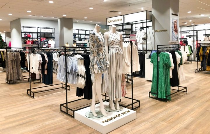 First Look: Westfield Belconnen's brand-new MYER