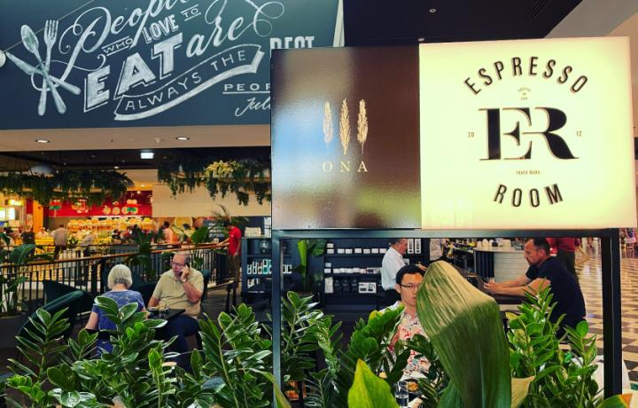 Espresso Room opens doors in new location