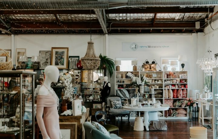 Seven ideas for a vintage shopping trail in Fyshwick