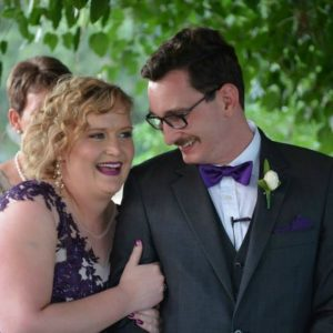 A special kind of love: Andy and Heidi