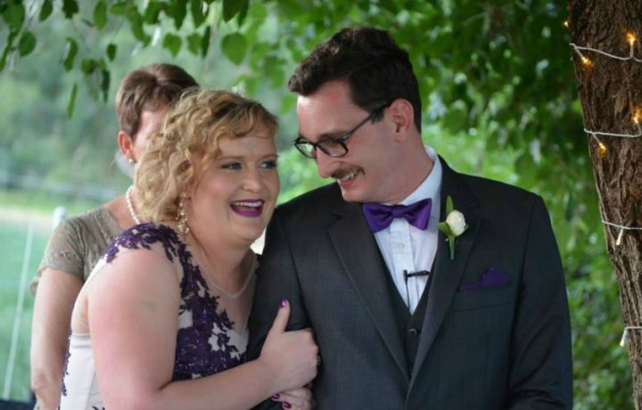 Summer Love: Andy and Heidi