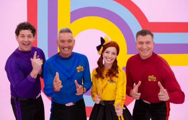 Parents, rejoice—The Wiggles are coming to Canberra in 2021