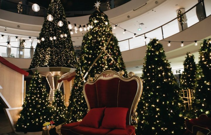 Get your festive fix at Westfield this Christmas