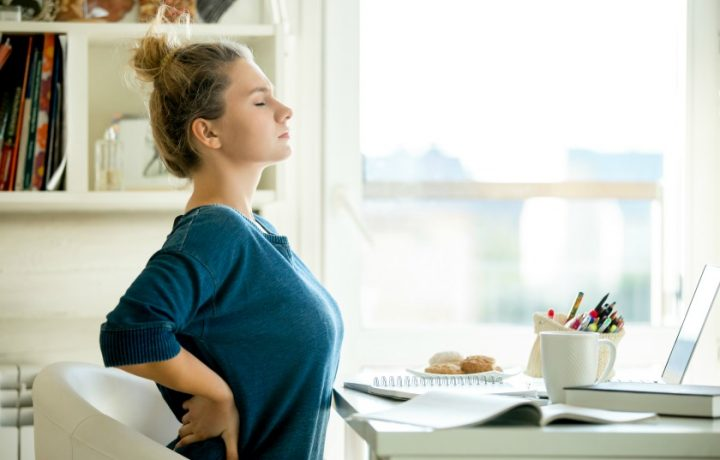 Ask an Exercise Physiologist: Lumbar pain and menopause weight gain