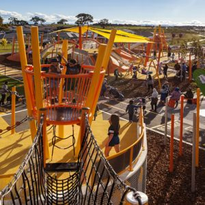 18+ great indoor and outdoor Canberra playgrounds