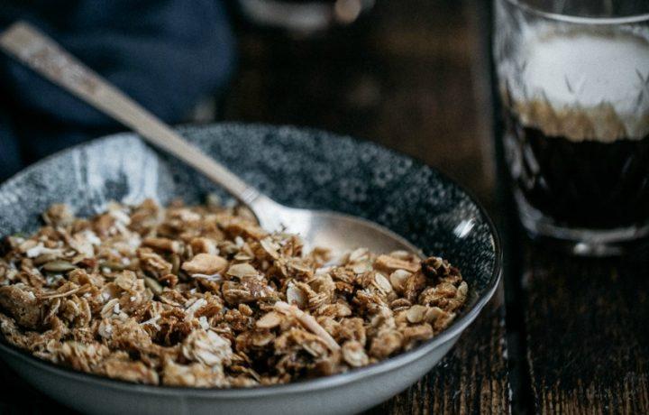 Recipe: Honey Almond Granola