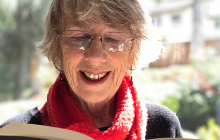Five minutes with author Patricia Beaton