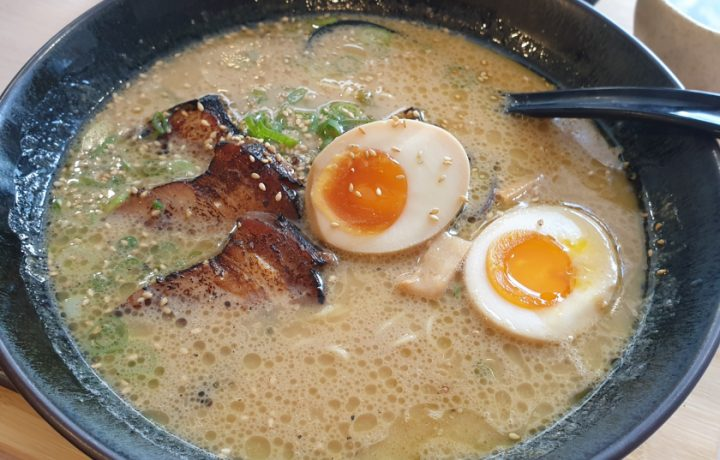 Is this Canberra's best ramen…?
