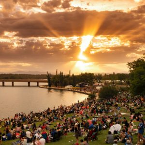 Street eats, picnic hubs and Daryl Braithwaite: Meet this summer's most epic event