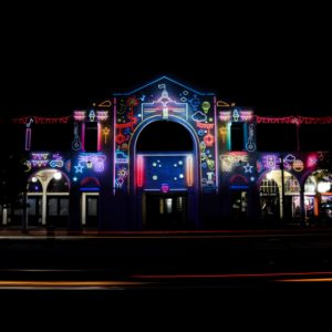 Enlighten Illuminations and late night treats come to the city centre