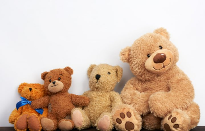 Emma Grey: How one teddy bear can change everything