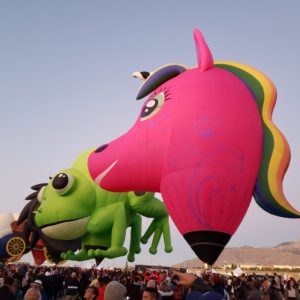 Meet the unicorn coming to this year's Canberra Balloon Spectacular