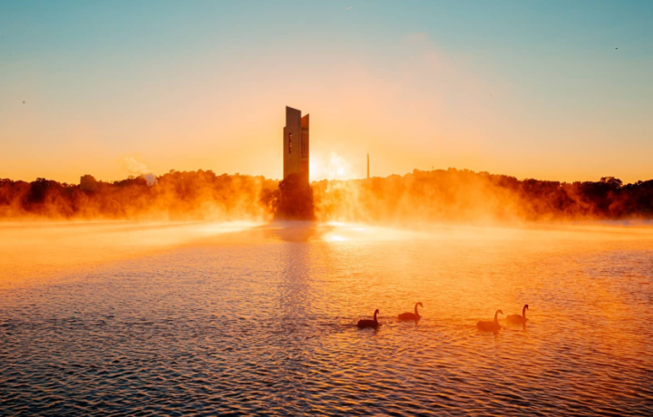 Celebrate autumn in Canberra with these gorgeous Instagrams