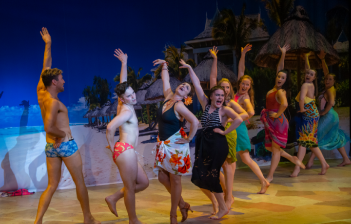 The curtain is finally calling: MAMMA MIA! opens at The Q