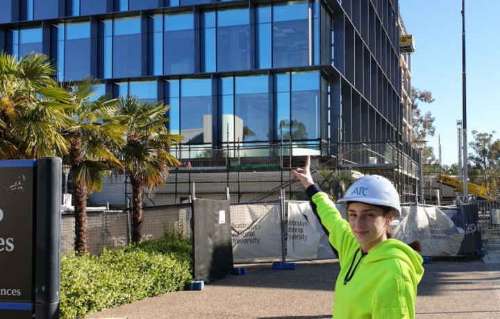 How women are trading-in old stereotypes when it comes to the construction industry