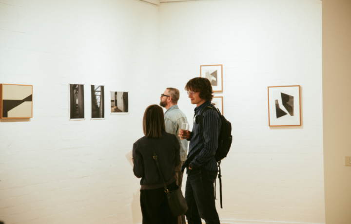 Building Blocks, a Photography Exhibition by Sarah Annand