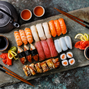 Hop aboard for fresh Japanese dining in Woden