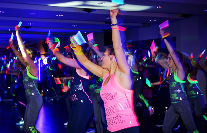 Hello, Clubbercise: Clubbing gets a gym-friendly makeover