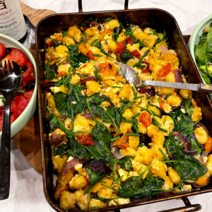 Did someone say baked gnocchi? Here's how.