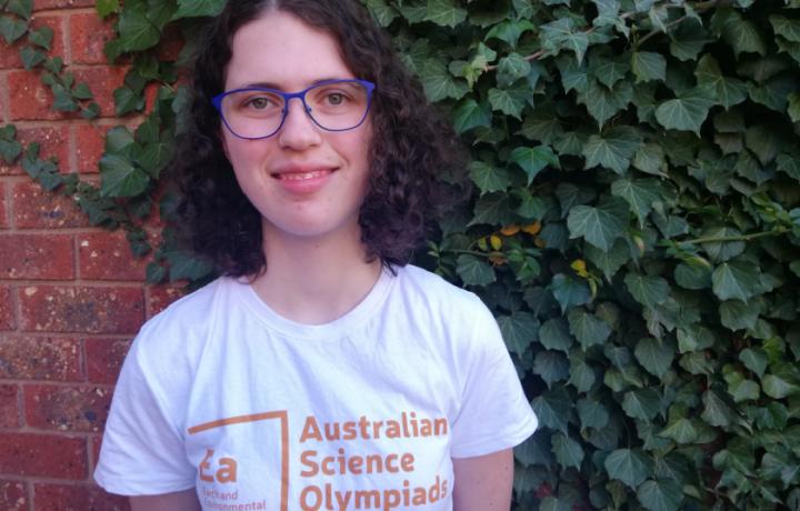 Meet Alexandra—Teenage Science Olympian
