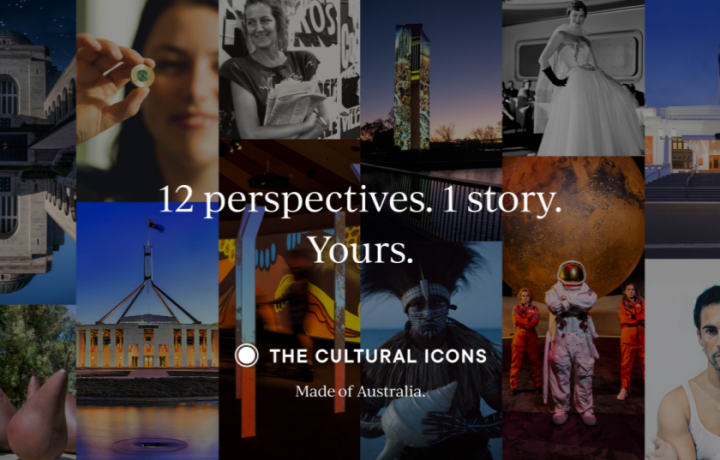 Meet Canberra's new Cultural Icons