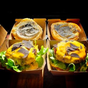 Fun Guys Truffle Burgers are back—and it all kicks off tomorrow