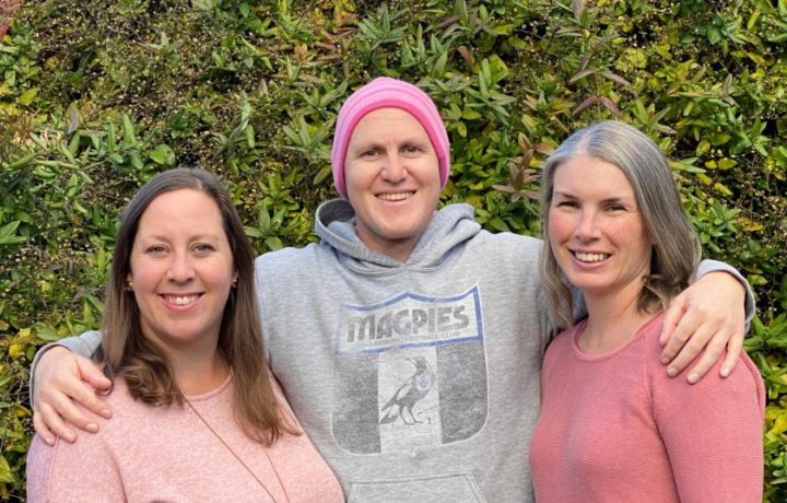 GO PINK campaign for Canberra dad battling his fourth cancer diagnosis