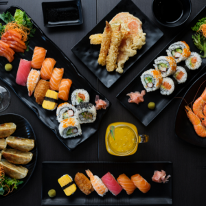 All-you-can-eat Okami Japanese Restaurant is coming to Canberra