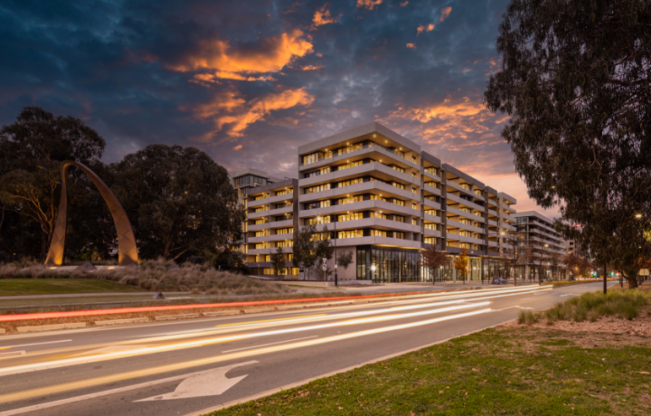 Wine bars and boutique salons: Meet Canberra's new urban oasis