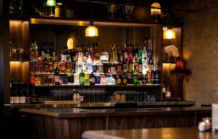 Meet Ainslie's newest bar and wine room—Wakefield's