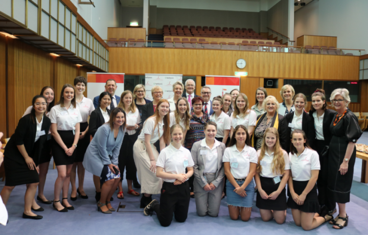 Rural girls and non-binary folk encouraged to enter life-changing leadership competition