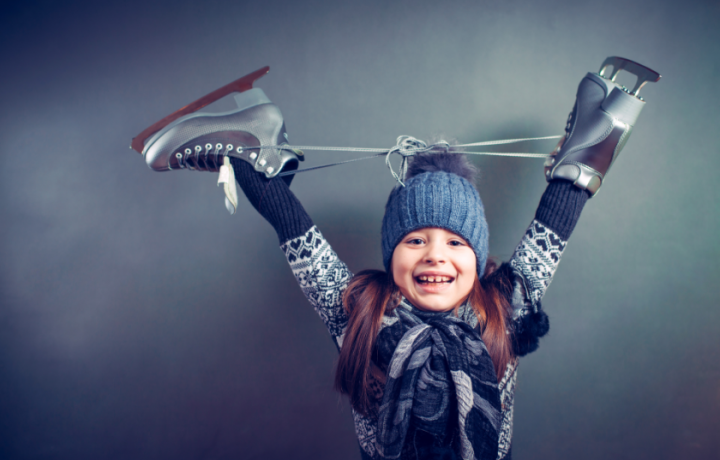 $6ice skating comes to South.Point—just in time for school holidays