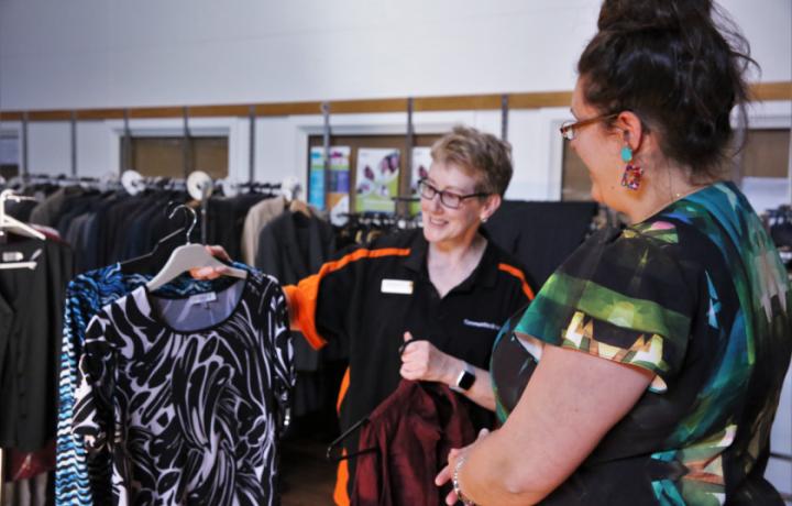 Discover south Canberra's hidden gem of an upmarket op-shop