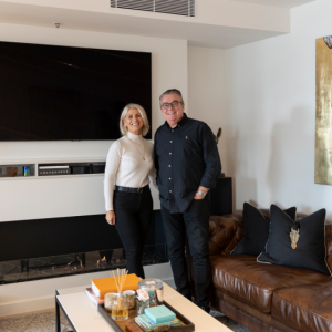 Home Stories: Peter and Debbie Ring