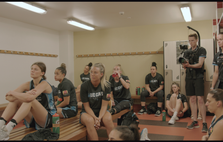 A documentary on The UC Capitals will shine a light on the power of elite women's sport—but it needs your help