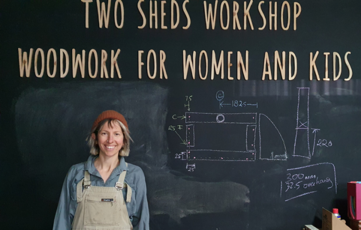 Building a better future: the woodwork classes helping Canberra