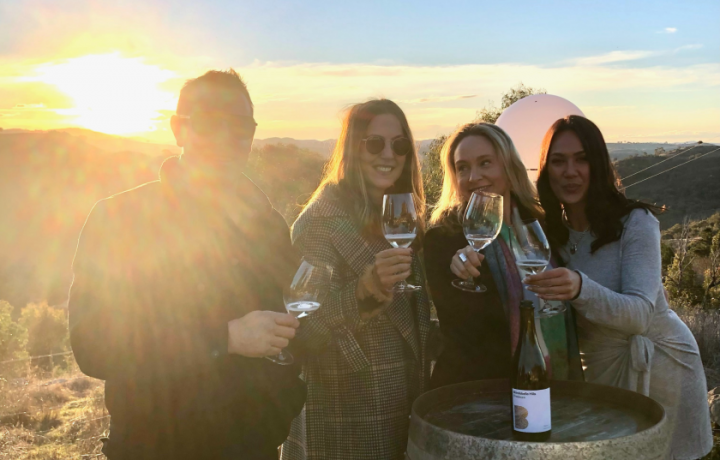 Stop and smell the rosé: treat yourself to a luxury wine tour