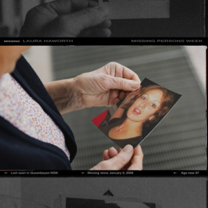 Moving videos spotlight loved ones during National Missing Persons Week