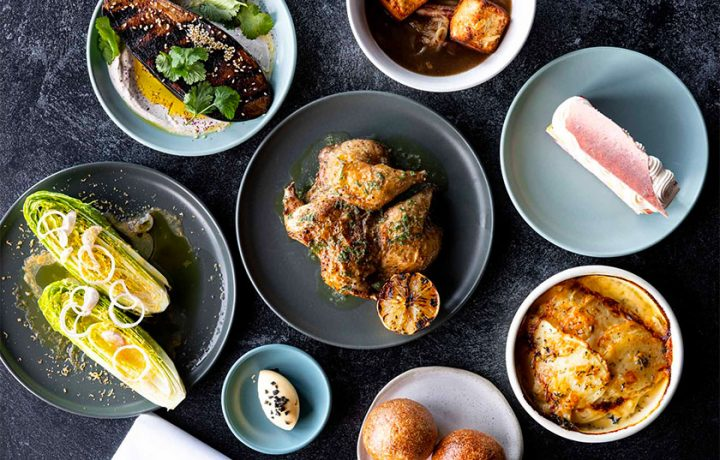 You can leave your hat on: award-winning dining you can order in lockdown
