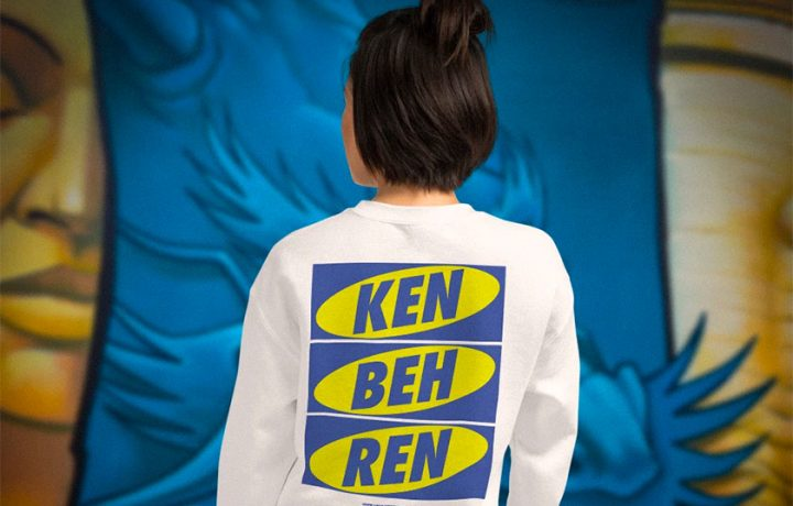 How Ken Behrens spawned a new era of wearable Canberra pride
