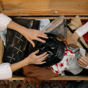 Six easy ways to upcycle your wardrobe