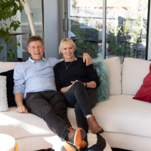 Home Stories: Deb Cook and Tony Trobe
