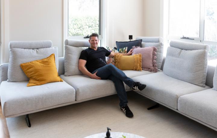 Home Stories: Alex Brennan